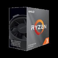 AMD RYZEN 3 3300X QUAD CORE