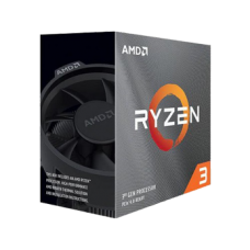 AMD RYZEN 3 3300X QUAD CORE