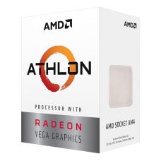 AMD Athlon 200GE AM4  with Radeon Vega 3 Graphics