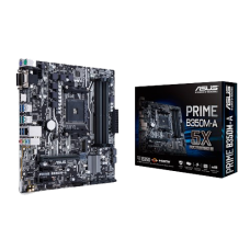 ASUS PRIME B350M-A AMD AM4
