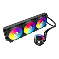 Bykski AIO B-FRD360-RBW 360mm One-Piece CPU Liquid Cooler