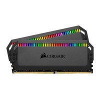 CORSAIR DOMINATOR PLATINUM RGB(2 x 8GB) 3200MHz