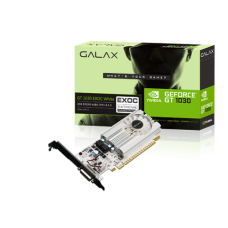 GALAX GeForce GT 1030 EXOC White 2GB GDDR5