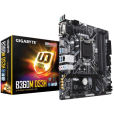 Gigabyte B360M-DS3H 8th Gen