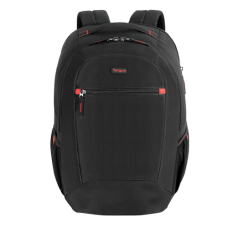 TARGUS MCD2 BACKPACK BLACK/RED