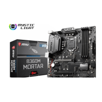 MSI B360M Mortar Intel
