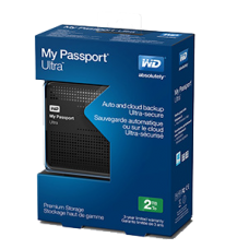 Western Digital My Passport Ultra 2.0TB