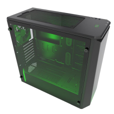 Phanteks Eclipse Satin Black p400
