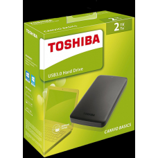 Toshiba Canvio Basics 2TB Portable External Hard Drive