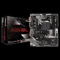 ASRock B450M-HDV R4.0 AMD
