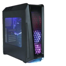 Antec GX1200 Window Thermal Gaming Casing
