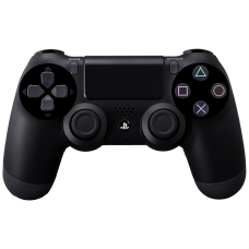 PS4 Dualshock 4 Black