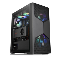 Thermaltake Commander G31 Tempered Glass ARGB Edition Mid Tower Gaming Case