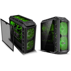 Cooler Master MASTERCASE H500P RGB LIGHTING MIND-BLOWING DESIGN CASE